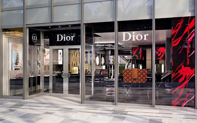 Dior表参道
