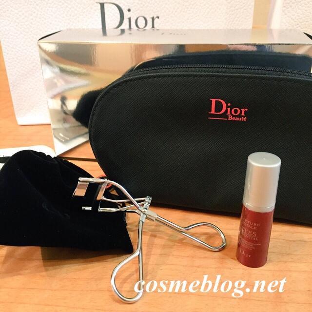 ラッシュカーラーオファー,Dior ビューラー,ディオール ビューラー