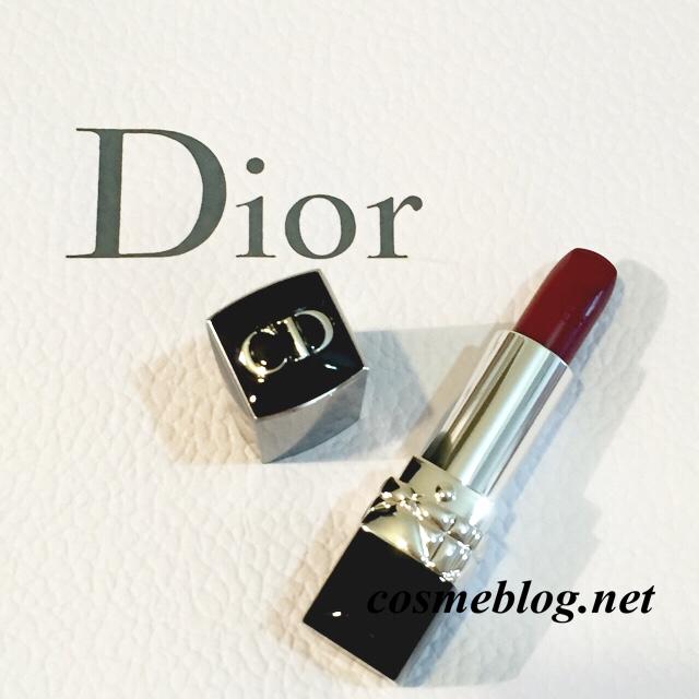 Dior(ディオール ) ルージュ ディオール #968 ランコントル