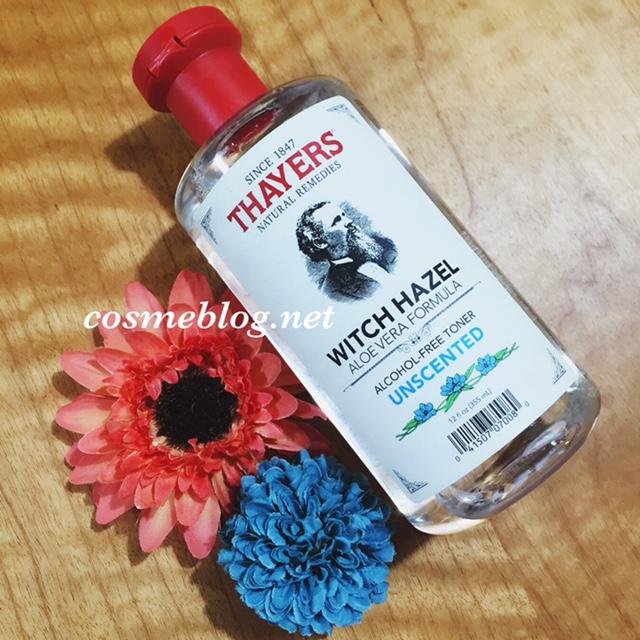 THAYERS(セイヤーズ)無香料 ウィッチヘーゼル