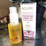 Acure Organics(アキュアオーガニクス) Aromatherapeutic Moroccan Argan Oil