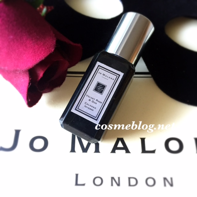 Jo MALONE LONDON コロン インテンス ヴェルベット ローズ & ウード