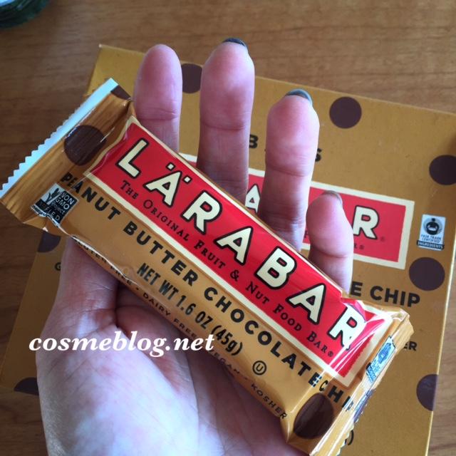 Larabar(ララバー) Peanut Butter Chocolate Chip