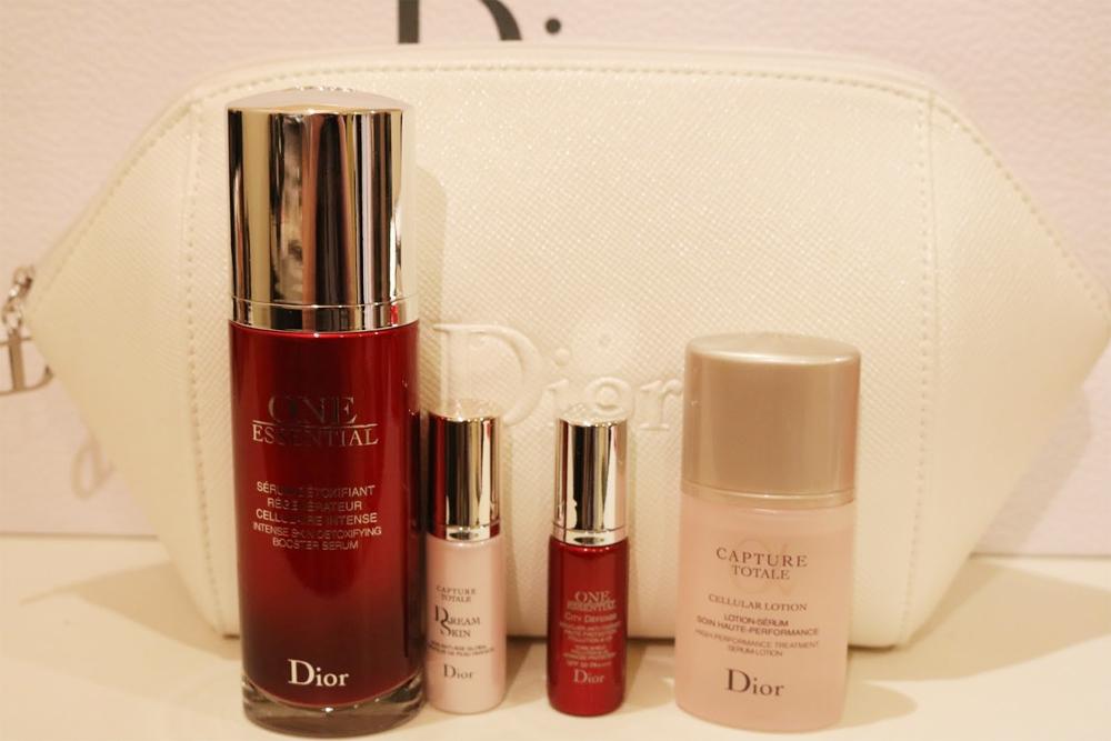 Diorスキンケアセット